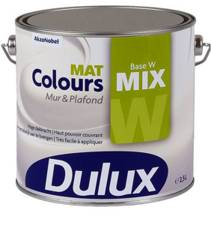 Dulux Colours Mat